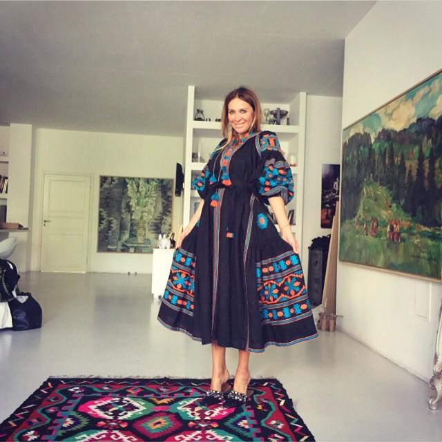 Fashion. In love with Vyshyvanka by Vita Kin